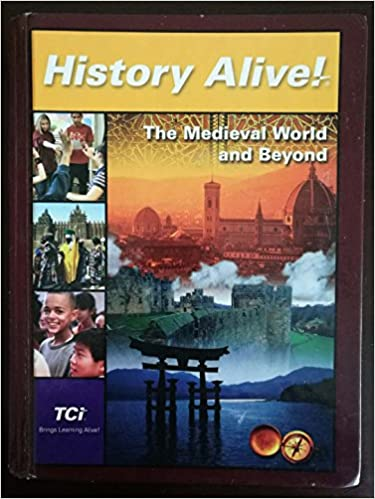 Image result for history alive 7th grade textbook cover