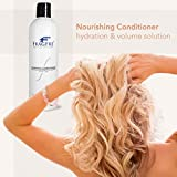 Cleansing Conditioner Without Alcohol - FRAGFRE Hair Conditioner - Fragrance Free Hypoallergenic Sulfate Free Parabens Free Conditioner for Sensitive Skin 12 oz Gluten Free