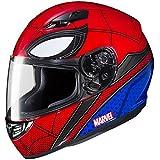 HJC CS-R3 Marvel Series Spider-Man Homecoming Motorcycle Helmet Red X-Large