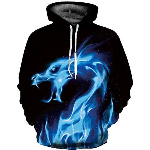 Buy dragon hoodies for men