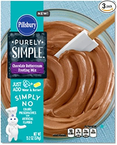 pillsbury-purely-simple-frosting-mix-buttercream-132oz-packet-pack-of-3-choose-from-2-flavors-chocol