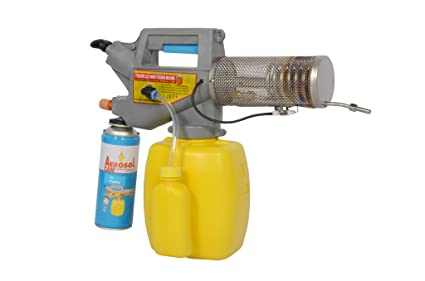Foggers India LOC Handy Fogging Machine (T-02-S2000 Yellow) Insect Control at amazon