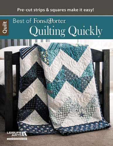 Best of Fons & Porter Quilting Quickly pdf