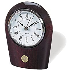 NCAA Minnesota Golden Gophers Adult Palm Clock, One Size, Silver