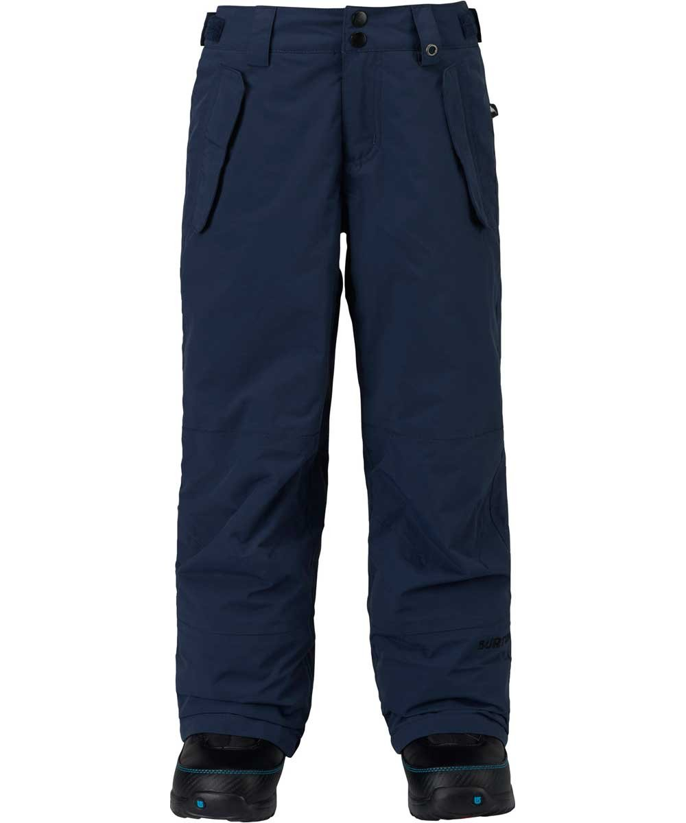 Burton Kids Boys Parkway Snow Pants Mood Indigo Size Large by Burton