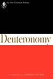 Deuteronomy: A Commentary (The Old Testament Library)