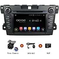 Android 5.1.1 Lollipop Car DVD Player GPS Radio Stereo Navigation System for MAZDA CX-7 with USB/SD/Steering Wheel/Bluetooth/Wifi/3G/AV-IN/16Gb Memory/4-core CPU/Mirror Link/Air Play