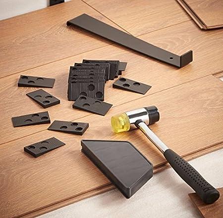 Wood Flooring Laminate Installation Floor Fitting Kit Set Tool