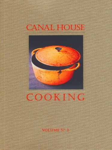 canal house books - 2