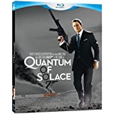 Blu-ray 007 Quantum Of Solace [ Brazilian Edition ] [ English + French + Spanish + Portuguese ]