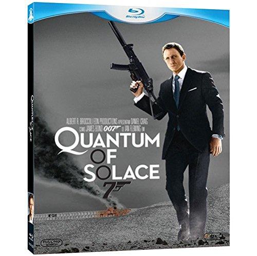 Blu-ray 007 Quantum Of Solace [ Brazilian Edition ] [ English + French + Spanish + Portuguese ]