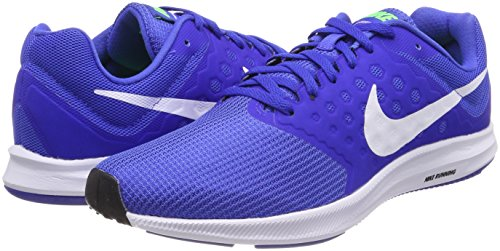 7 Baskets Downshifter bleu Bleu Unisex Adultes Nike E5qg8pwp
