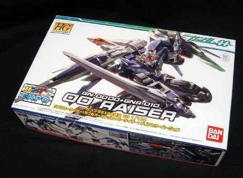 HG1 / 144 Raiser [Gundam + Raiser] clear color version