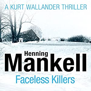 Faceless Killers Audiobook