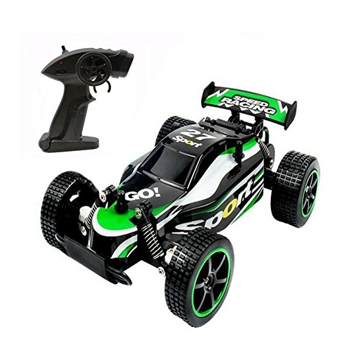 Off Road Remote Control Buggy - RC Cars 1:20 Scale High Speed Remote Control Car 2.4 GHz Off Road Fast Racing Drifting Buggy Hobby Car 2WD Electric Vehicle for Kids Boys
