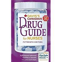 Davis's Drug Guide for Nurses Canadian Version