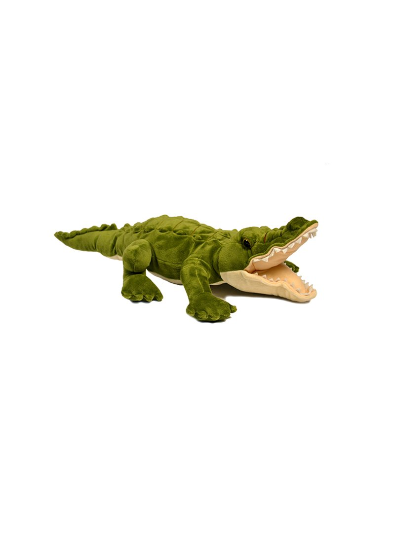 Baberoo Soft Plush Stuffed Animal Children's Toy Alligator, 15 Inches by Baberoo (Image #1)