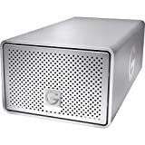 G-Technology G-RAID with Removable Drives High-Performance Storage System 4TB (Gen7) (0G03240)