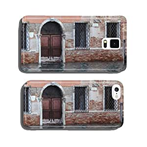 house on the Grand canal at high tide in venice cell phone cover case Samsung S5