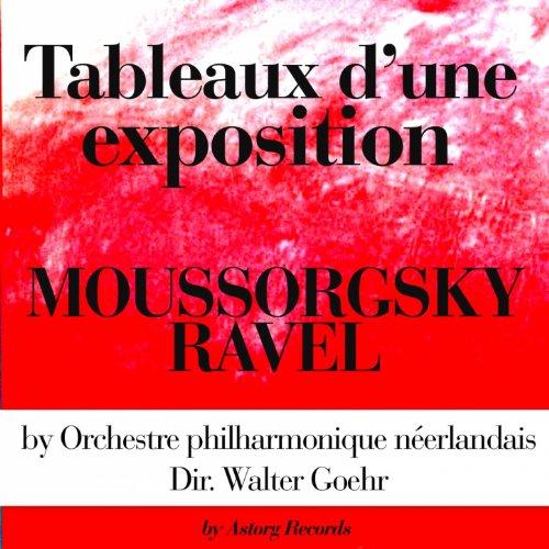 Amazon.com: Moussorgsky & Ravel : Tableaux d'une