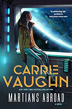 Martians Abroad by Carrie Vaughn SF book reviews