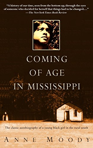 Coming of Age in Mississippi: The Classic Autobiography...