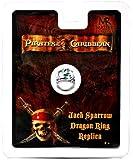 パイレーツ・オブ・カリビアン:ジャック・スパロウ ドラゴンリング レプリカ