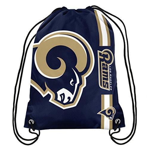 NFL Los Angeles Rams Big Logo Drawstring Backpack