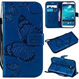 Best Samsung Galaxy  Cases - CUSKING Wallet Case for Samsung Galaxy S4, Slim Review