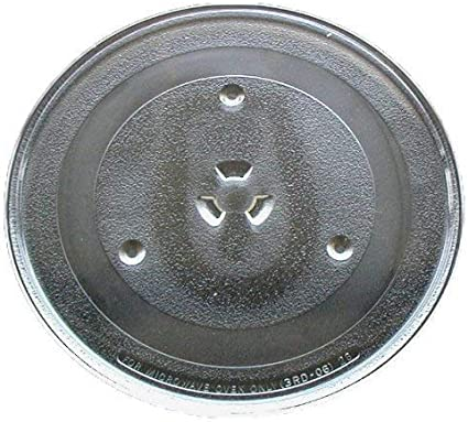 """GE WB49X10097 Microwave Glass Turntable Plate Tray 11 1//4/"""""""