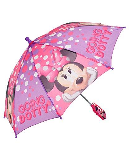 Minnie Mouse Purple Going Umbrella