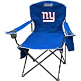 NFL Giants Cooler Quad Chair