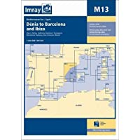 Imray Chart M13: Denia to Barcelona and Ibiza