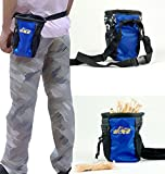 Pesp Pet Dog Obedience Agility Bait Training Feed Pocket Snack Reward Waist Treat Puppy Bag