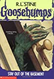 Stay Out of the Basement, R. L. Stine, 0590453661