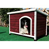 Petsfit 103cm Lx66cm Wx70cm H Inches Dog Houses, Dog House Outdoor