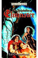The Temptation of Elminster: Elminster, Book III (The Elminster Series) Kindle Edition