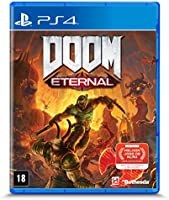 Doom Eternal - PlayStation 4 - Exclusivo Amazon