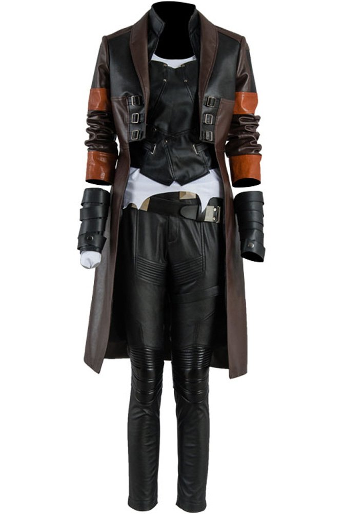 Wecos Guardians Of The Galaxy 2 Costume gamora Uniform X-Large