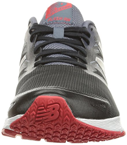 clearance under $60 cheap sale fake New Balance Men's Flash-M Running Shoe Black/Silver/Alpha Red outlet free shipping authentic Ne0Ai