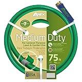 Apex 8535-75 5/8-Inch by 75-Feet Medium-Duty Water Hose