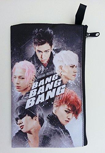 Adrienne Jewelry Set (BIGBANG Big Bang K-POP BIG Zip Pen Pencil / Cosmetic Makeup Case Bag Pouch Stationery BB-018)
