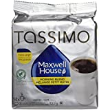 TASSIMO MAXWELL HOUSE Morning Blend Coffee, 14 T-Discs, 123G