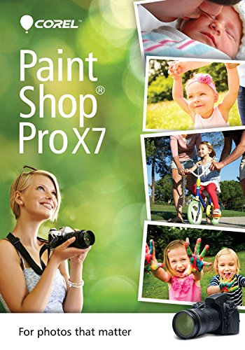 PaintShop Pro X7 30 Day Free Trial [Download]
