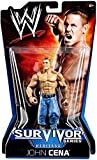 WWE John Cena 2010 Survivor Series Figure - Heritage Series PPV #10