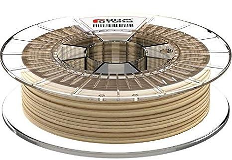 FormFutura EasyWood – pino – Impresora 3d de 1,75 mm filamento ...