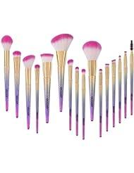 Docolor Makeup Brushes 16Pieces Fantasy Make Up Brushes...