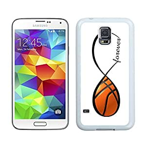 Beautifulcase Xilaile Basketball Forever Basketball Infinity Forever Samsung Galaxy S5 case cover White I8a54H5yIa2 Cover