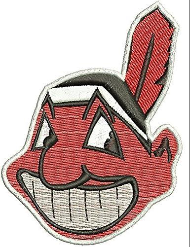 Subla2017 Cleveland Indians Baseball Bestickte Logo Jacke Weste Super Qualität 8092 Bekleidung