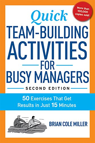 Amazon quick team building activities for busy managers 50 quick team building activities for busy managers 50 exercises that get results in just fandeluxe Images